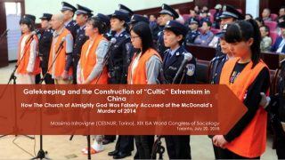 El asesinato del McDonald's