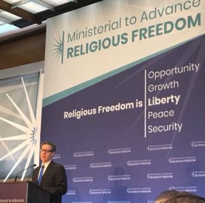 Avance de la Libertad Religiosa