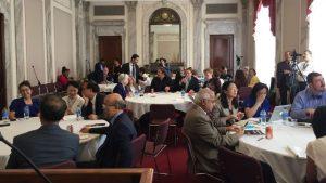 Invitados al evento paralelo sobre China durante la Conferencia Ministerial celebrada en Washington