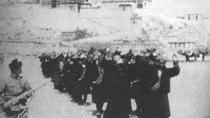 batalla de lhasa