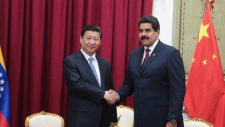 China y Venezuela: socios comerciales contra los derechos humanos