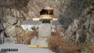 Autoridades de la provincia de Liaoning reprimen templos budistas antiguos