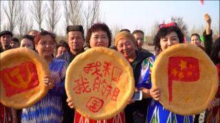 """En Sinkiang, incluso el pan naan está siendo """"sinizado"""""""
