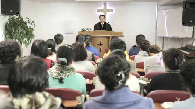 Iglesias surcoreanas