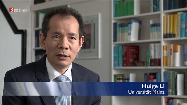 Profesor Huige Li