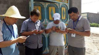 Una aplicación de la policía es utilizada para vigilar a musulmanes en Sinkiang