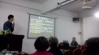 Iglesias domésticas brutalmente reprimidas en el sur de China (Video)