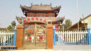 China convierte los templos budistas y taoístas en centros de entretenimiento